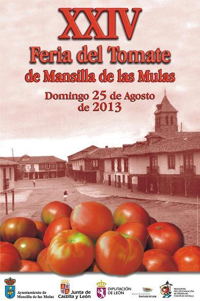 cartel feria tomate 2013 mansilla